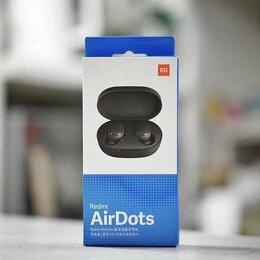 Наушники и Bluetooth-гарнитуры - Беспроводной наушники Air Dots (новые), 0