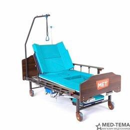 Оборудование и мебель для медучреждений - Кровать кардиокресло с матрасом E-45B купить…, 0