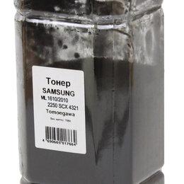 Чернила, тонеры, фотобарабаны - Тонер Tomoegawa для Samsung ML-1610/2010/2250/SCX-4321, Bk, 700 г, канистра, 0