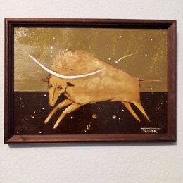 """Картины, постеры, гобелены, панно - Картина"""" TAURUS"""", 0"""