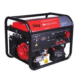 Электрогенераторы - Генератор бензиновый Fubag BS 8500 DA ES, 0