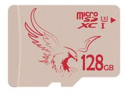 Карты памяти - Карта памяти 128гб Class 10 U3 Micro sdxc, 0