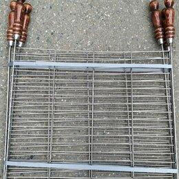 Решетки - Решетка для гриля 50*40, 0