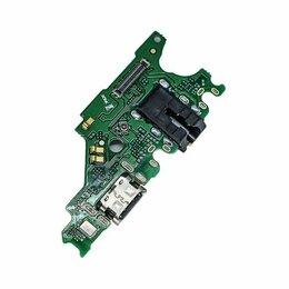 Платы и микросхемы - Шлейф Huawei Mate 20 Lite (SNE-LX1) на системный…, 0