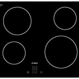 Плиты и варочные панели - Панель варочная Bosch PKE611D17, 0