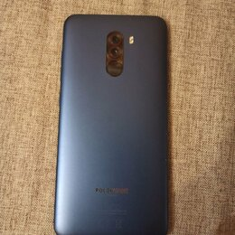 Мобильные телефоны - бу смартфон Pocophone f1 6/64GB, 0