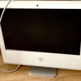 """Моноблоки - Настольный моноблок iMac 20"""" G5, 0"""