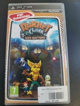 Игры для приставок и ПК - Диск PSP Ratchet & Clank, 0