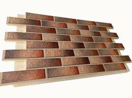 Фасадные панели - Термопанели ППУ с клинкером( имитация кирпичной…, 0