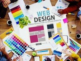 IT, интернет и реклама - Дизайн и верстка веб-сайта, 0