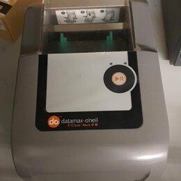 Принтеры чеков, этикеток, штрих-кодов - Принтео этикеток Datamax E-4205A., 0