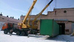 Готовые строения - Доставка 40 футовых контейнеров, 0