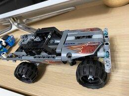 Конструкторы - Две тачки Lego technic 42090 42091 , 0