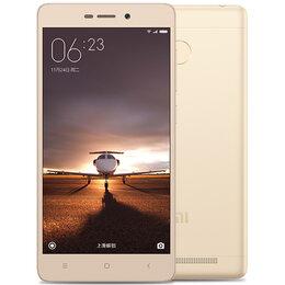 Мобильные телефоны - Xiaomi Redmi 3S 3/32gb Gold, 0