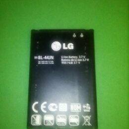 Аккумуляторы - Батарея LG BL-44JN, 0