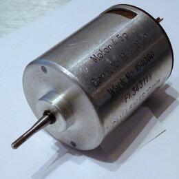 Военные вещи - Электромоторы электродвигатели новые (трофейные, Германия 39-45гг.), 0