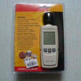 Измерительные инструменты и приборы - Шумомер цифровой., 0