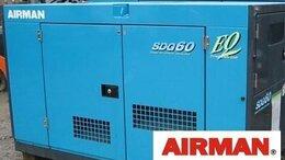 Электрогенераторы - Генератор 50 кВт, 0