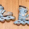 Роликовые коньки детские 28-32 (раздвижные) в хорошем состоянии по цене 700₽ - Роликовые коньки, фото 0
