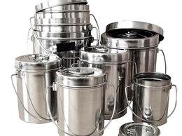 Туристическая посуда - Котелки 555 с крышкой , 0