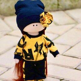Куклы и пупсы - Куколка в спортивном костюме ростом 28 см., 0