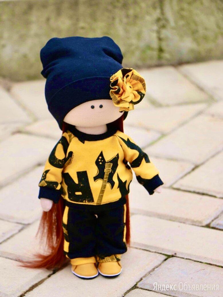 Куколка в спортивном костюме ростом 28 см. по цене 1500₽ - Куклы и пупсы, фото 0