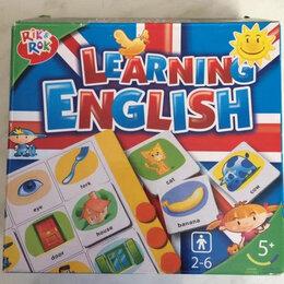 Обучающие материалы и авторские методики - Лото для изучения английского языка, 0