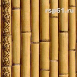 Стеновые панели - Панель ПВХ ТЕРМОПЕЧАТЬ Бамбук , 0