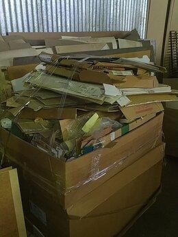 Дрова - Отходы мебельного производства, опилки, дрова, 0