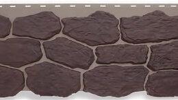 Фасадные панели - Панель Бутовый камень, Датский, 1130х470мм, 0