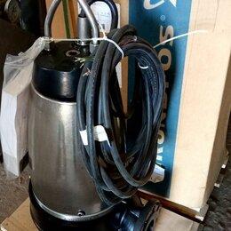Насосы и комплектующие - Насос канализационный Grundfos SEV 80.80.11.4.50D.R, 0