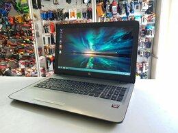 Ноутбуки - Быстрый ноутбук HP AMD A6 Radeon R4+R5, 0