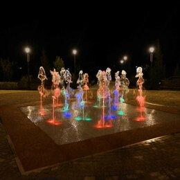 Декоративные фонтаны - Пешеходные фонтаны, 0