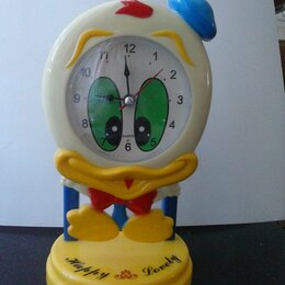Часы настольные и каминные - детские часы, 0