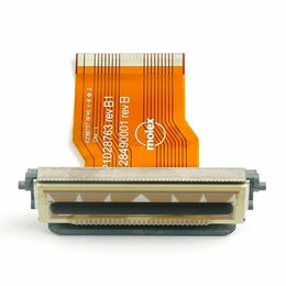 Запчасти для принтеров и МФУ - Термоголовка для Zebra QLn220 (P1031365-070), 0