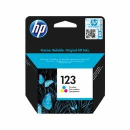 Картриджи - Картридж HP 123 (F6V16AE), 0