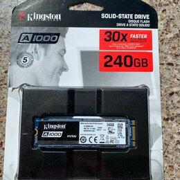 Внешние жесткие диски и SSD - SSD Kingston A1000 M.2, 0