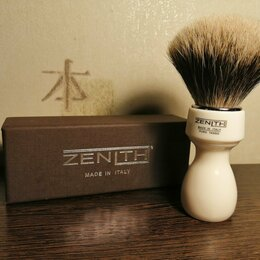 Средства для бритья - Помазок для бритья Zenith Manchurian 507A, 0
