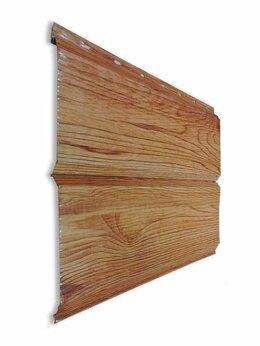 Фасадные панели - Сайдинг металлический Евробрус 3D 0,375 х 3 м…, 0