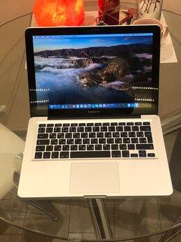 Ноутбуки - MacBook Pro 13 intel i5, новый SSD, 0