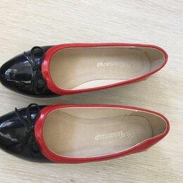 Балетки, туфли - Туфли на девочку р-р 35 , 0