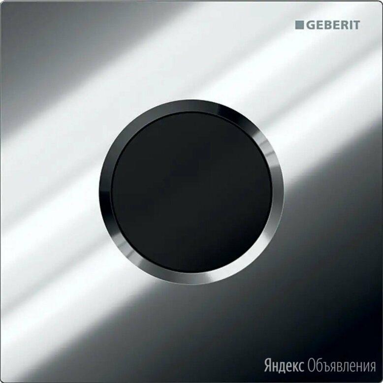 GEBERIT HyTronic electronic 115.826.00.1 Накладная панель для писсуара по цене 15000₽ - Комплектующие, фото 0