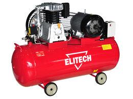 Воздушные компрессоры - Компрессор масляный ремен. Elitech КПР 200/900/5.5, 0