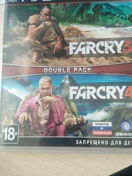 "Игры для приставок и ПК - Игра для PS 3 ""FARCRY3  и FARCRY4 DOUBLE PACK "", 0"