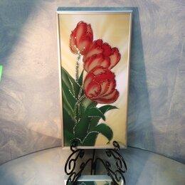 Картины, постеры, гобелены, панно - Ручная работа Swarovski. Картина натюрморт…, 0