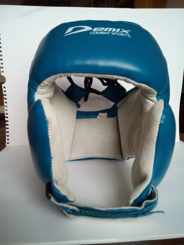 Спортивная защита - Тренировочный шлем Demix COMBAT SPORTS, 0