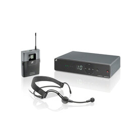 Наушники и Bluetooth-гарнитуры - Sennheiser XSW 1-ME3-A, 0