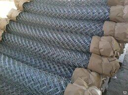 Заборчики, сетки и бордюрные ленты - Продам сетку рабицу оцинкованную Наволоки, 0