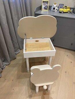 Столы и столики - Детский стол пенал и стульчик , 0