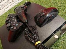 Игровые приставки - Sony PlayStation 3 Slim/ 120Gb/ 1 Геймпад, 0